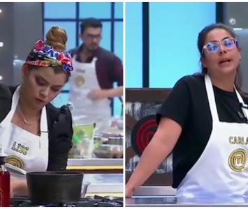 Carla Giraldo y Liss Pereira