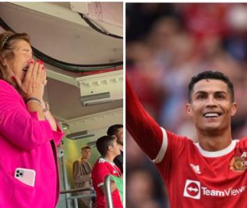 Mamá de Cristiano Ronaldo