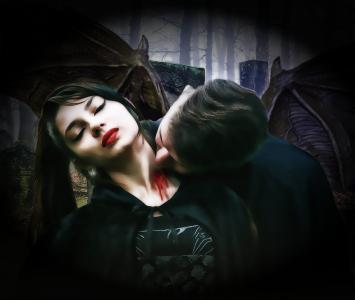 Vampiros en El Cartel Paranormal - Septiembre 6