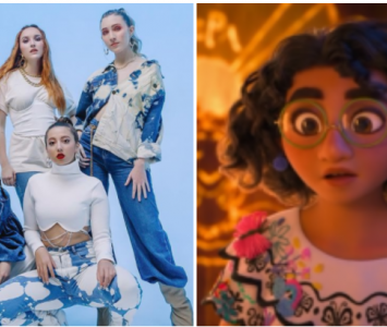 La cantante de Ventino que es Maribel en 'Encanto'